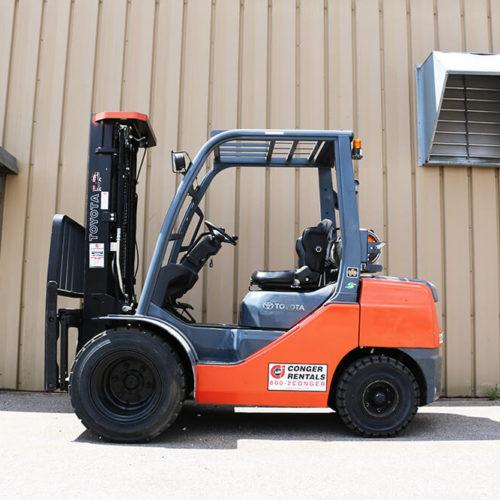 Used 6,000 lb. LPG Forklift For Sale