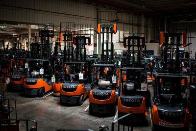 Equipment Homepage Photo